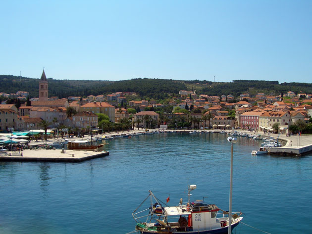 header image for Visiting Supetar, Mirca and Sutivan on the Island of Brac