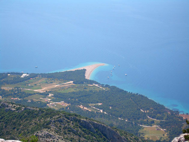 header image for Visiting Bol and Zlatni Rat on the island of Brac