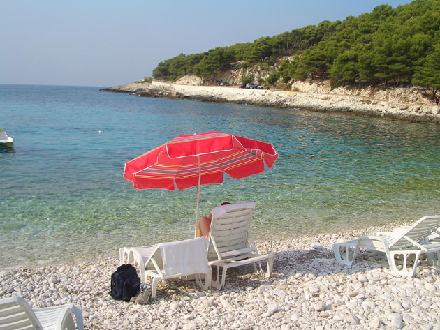 header image for Exploration and Relaxation on Hvar