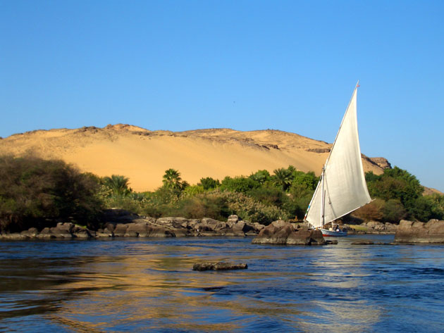 header image for Egypt diary: Aswan and cruising the Nile
