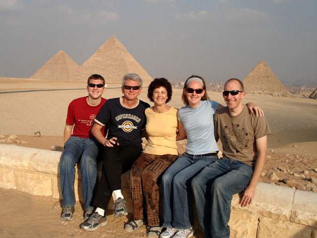 header image for Egypt diary: Cairo and beyond