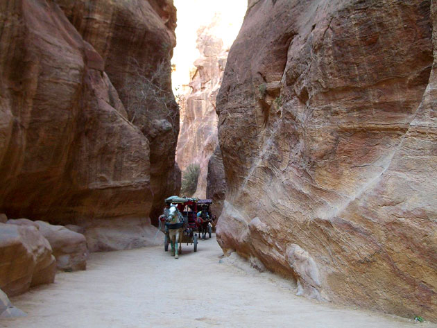 header image for Egypt Diary: Sharm El Sheikh and Petra
