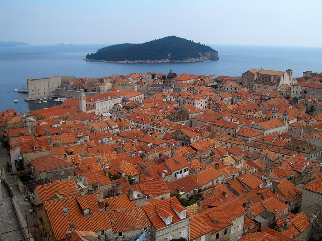header image for road trip south along croatia's coastal highway to dubrovnik