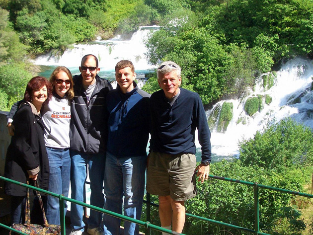 header image for Croatia diary: My family's visit