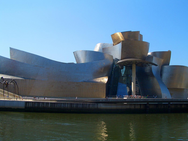 header image for Celebrating our 5th Anniversary, Part 1: The Guggenheim in Bilbao