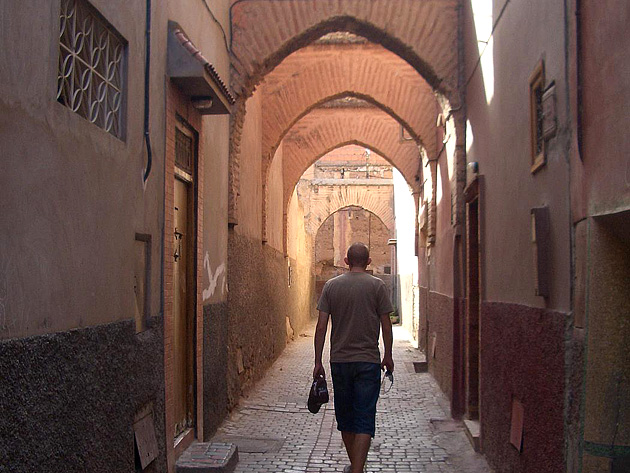 header image for moorish architecture, canyoning, story tellers and more in Marrakech