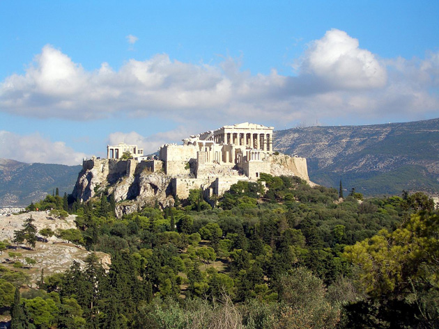 header image for Family Cruise Diary: Athens, Greece