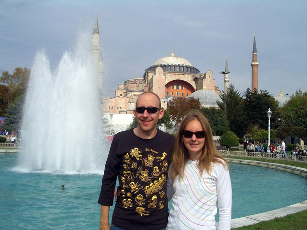 header image for Family Cruise Diary: Istanbul, Turkey and a day at sea