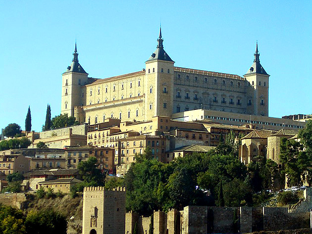 header image for Madrid with my parents: Costume Museum, San Francisco Basilica and a day in Toledo